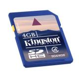 KINGSTON SDHC 2GB