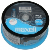 Maxell  BD-R printable (25ks) 25 GB