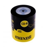 MAXELL CD-R 700MB 52x  (100)