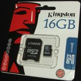 Kingston Micro SDHC 16GB Class 4