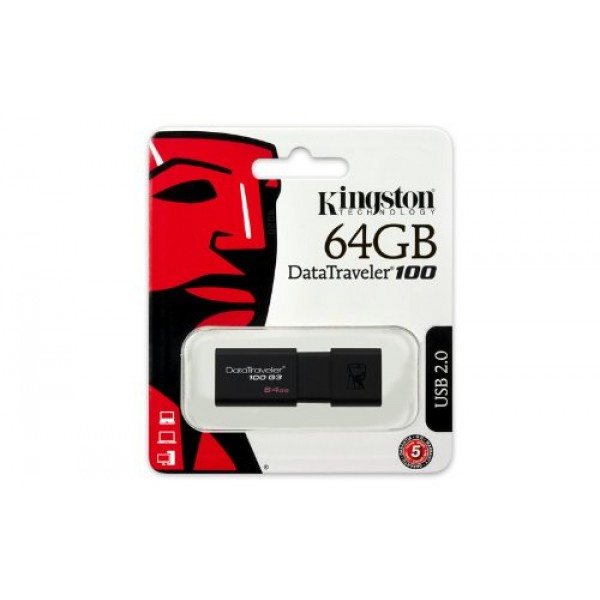 KINGSTON DT100 64 GB G3
