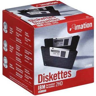 Imation 2HD Floppy disc (10)